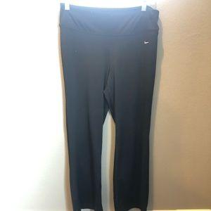 Black Dri-Fit Nike Pants
